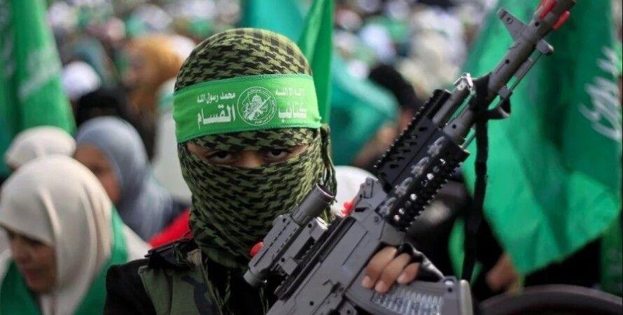 Член движения Хамас / Фото: politeka.net