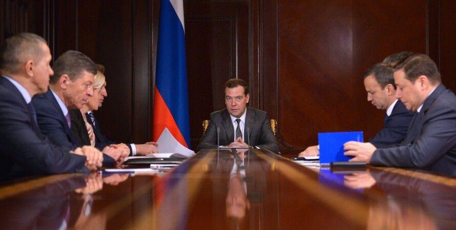 Дмитрий Медведев / Фото: Facebook.com/Dmitry.Medvedev