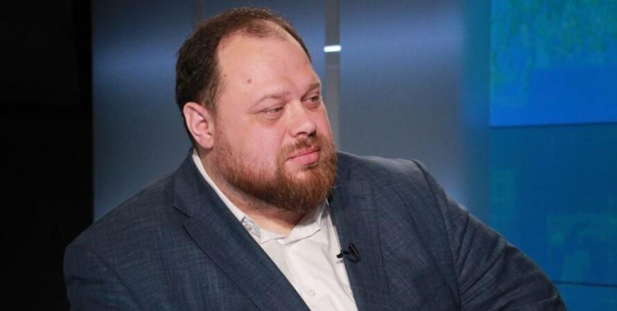 Руслан Стефанчук, заместитель спикера, стефанчук, нардеп, слуга народа
