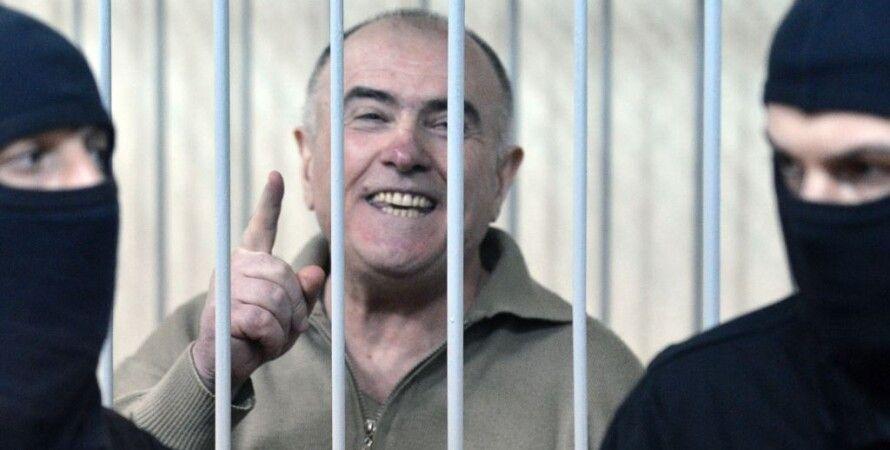 Алексей Пукач в ходе процесса / Фото: AFP