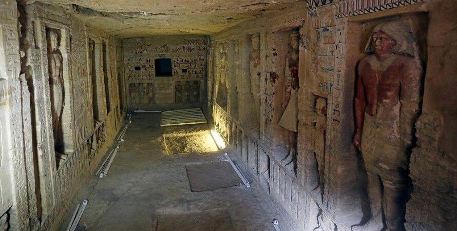 Министерство по делам древностей Египта
