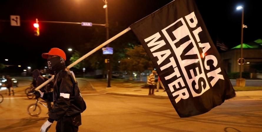 Black Lives Matter, палестинцы, сектор Газа, поддержка,