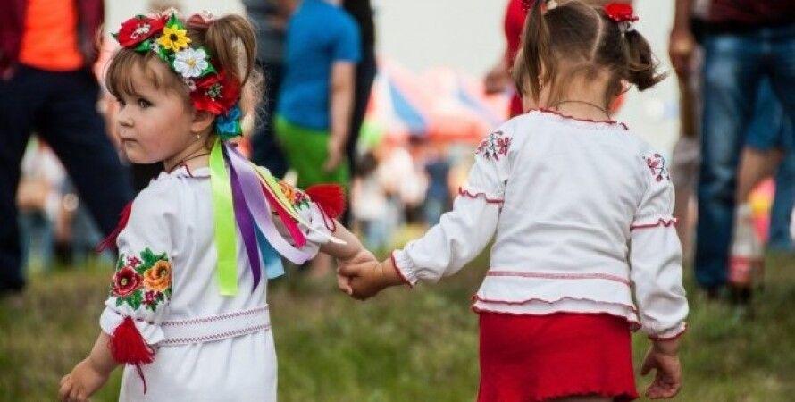 """На Полтавщине прошел """"казацкий"""" праздник / Фото: УНИАН"""