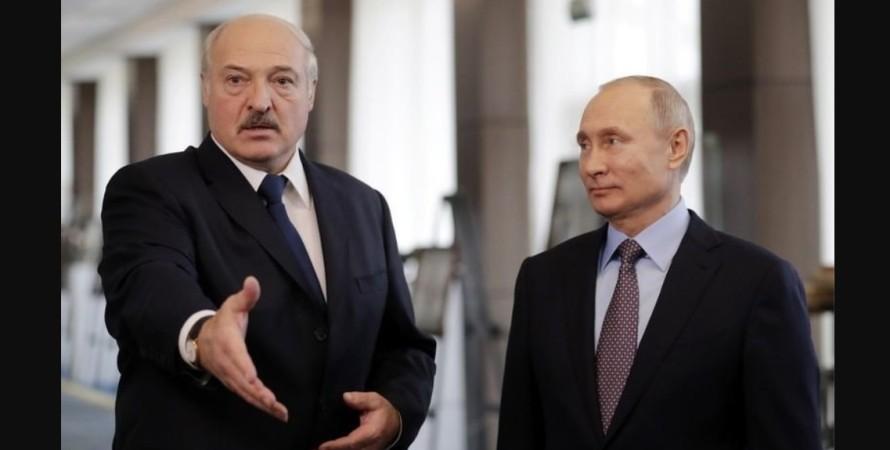 путин, Лукашенко, мід, росія, фото