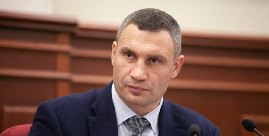 Киев, Виталий Кличко, коронавирус в Украине, COVID-19, заболеваемость