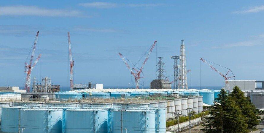 Японія, АЕС, Фукусіма-1, радіація, вода, океан,