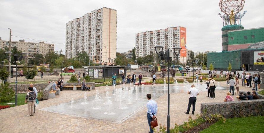 Киев, Оболонский район