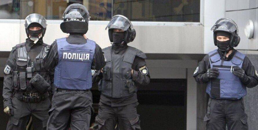 укрзализныця, главный офис, обыски, полиция, фото