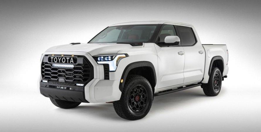Toyota Tundra нового поколения