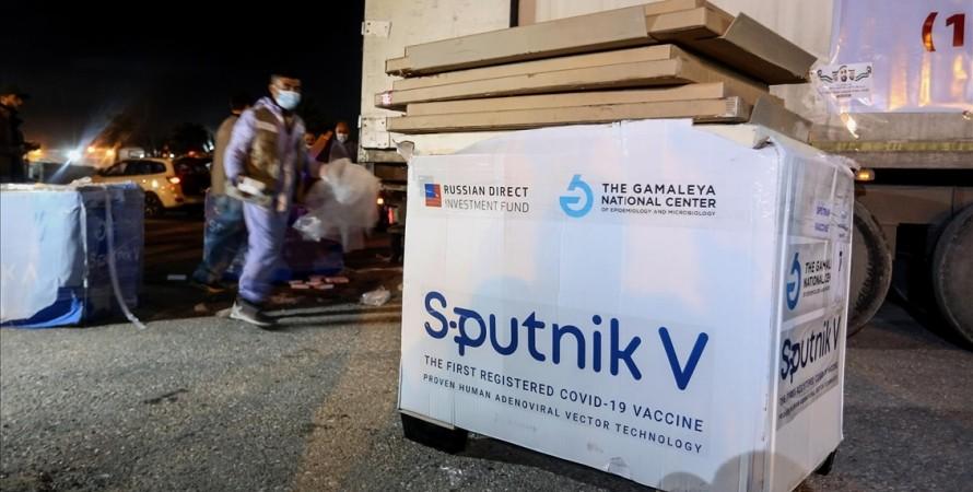 спутник V, Sputnik V, вакцина от коронавируса