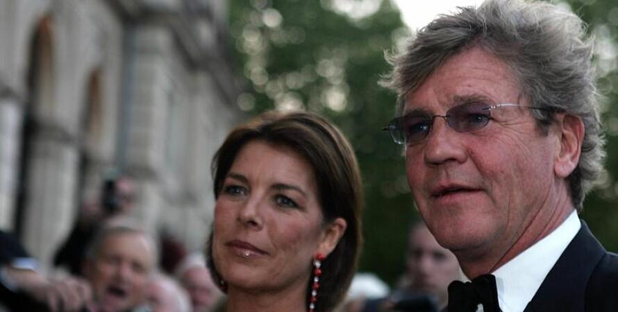 Принц Ганноверский и его жена, принцесса Монакская