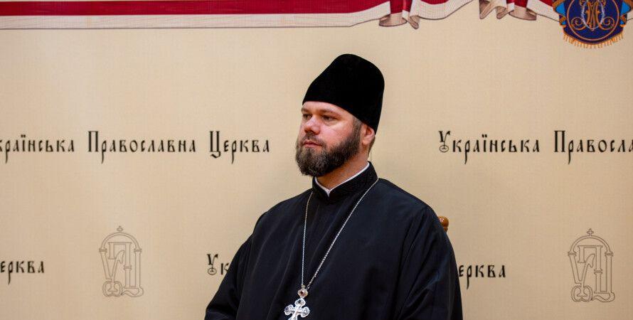 Протоиерей Александр Бахов / Фото: church.ua