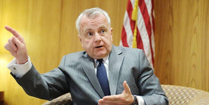 Джон Салливан, МИД РФ, Мария Захарова, посол США