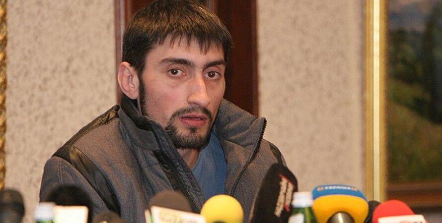 """Сепаратист """"Топаз"""" / Фото: glavnoe.ua"""