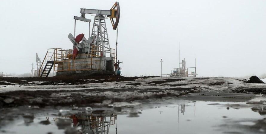 добыча, нефть, качалка