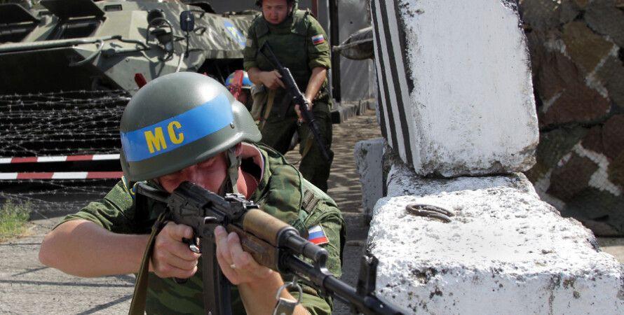 Российские миротворцы / Минобороны РФ