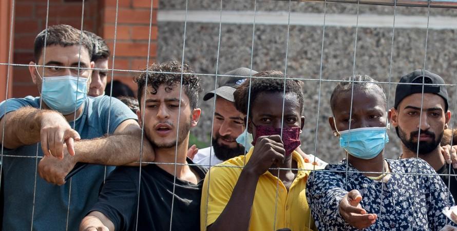 мигранты, мигранты в Литве
