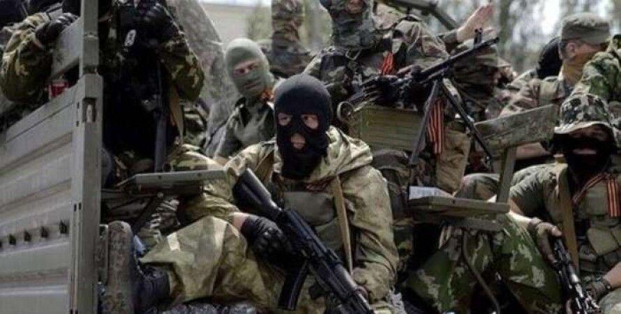 Боевики в Донбассе / Фото: infosmi.net