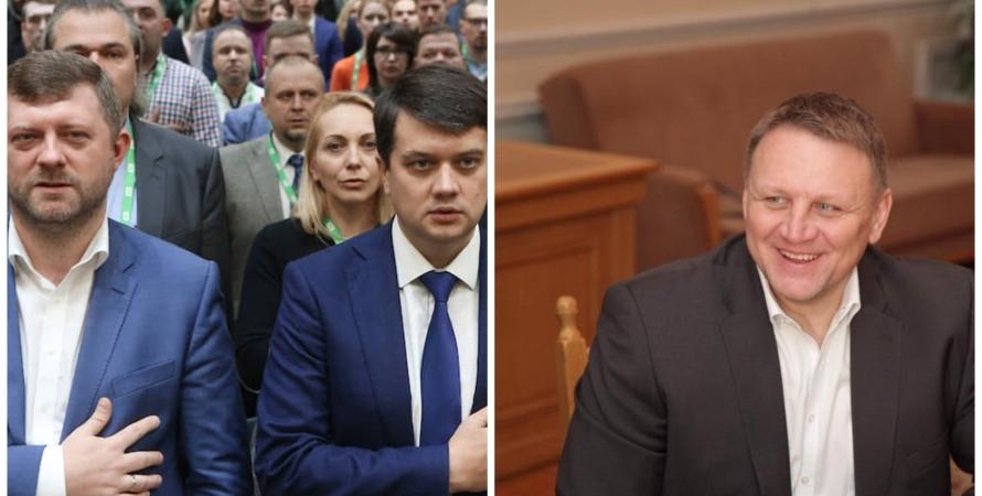 политическая реклама, политреклама в Facebook, Слуга народа, Александр Шевченко