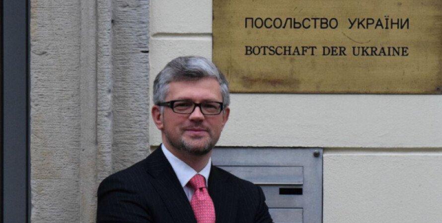 Андрей Мельник, преступления нацистов, германия, посол украины в германии, вступление в нато