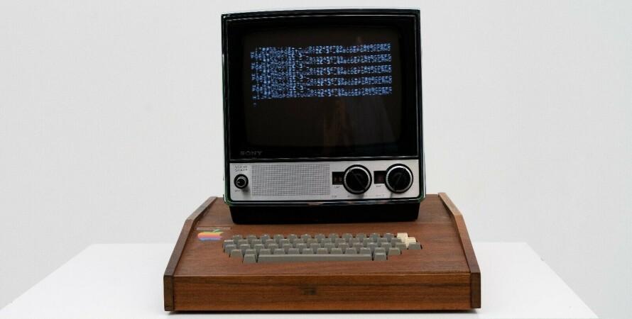 Apple, eBay, компьютер, стив джобс, стив возняк, первый компьютер, аукцион