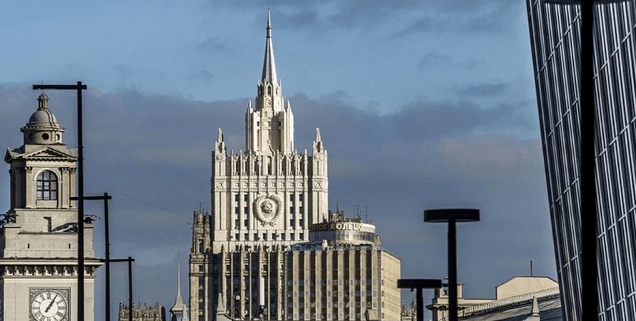 МИД РФ, Мария Захарова, Эстония, Россия, дипломат, нон грата, высылка