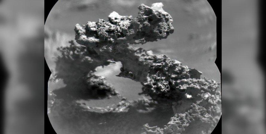 кам'яна арка, знімок, Марс
