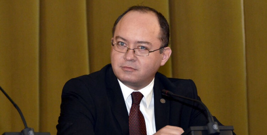 Богдан Ауреску, Росія, Чорне море, НАТО, Румунія, Озеро