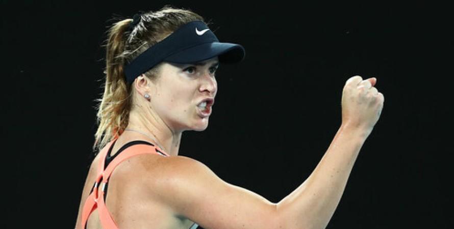 Теннис, Элина Свитолина, Победа, Australian Open, Кори Гауфф