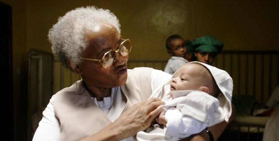 Мать Тереза Африки, абебеч гобена, эфиопия