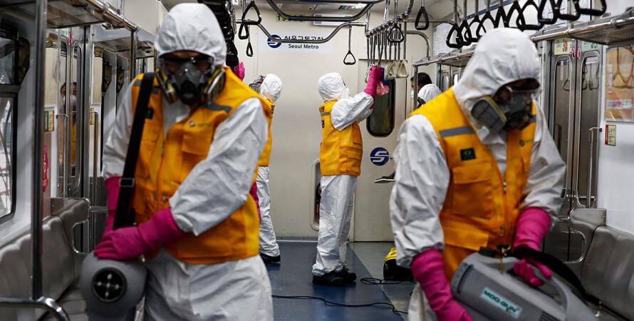 пандемії, смертельні віруси