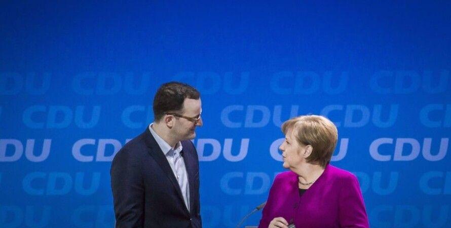 Германия, вакцинация, вакцина, AstraZeneca, Ангела Меркель