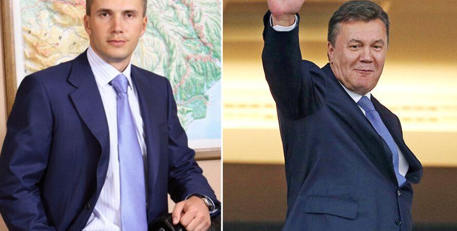 Александр и Виктор Янукович / Фото: ТСН