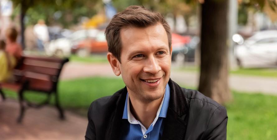 Дмитро Ступка, актор, онук Богдана Ступки