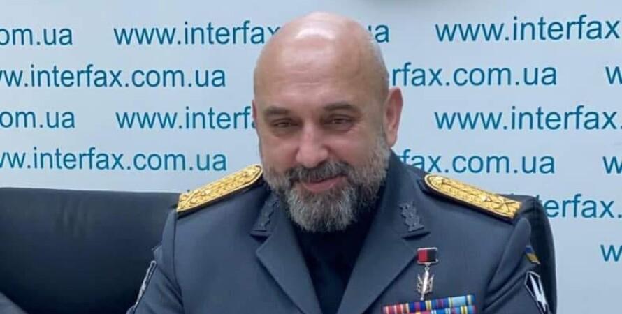 Сергей Кривонос, СНБО, замсекретаря, оборона, кривонос, уволили
