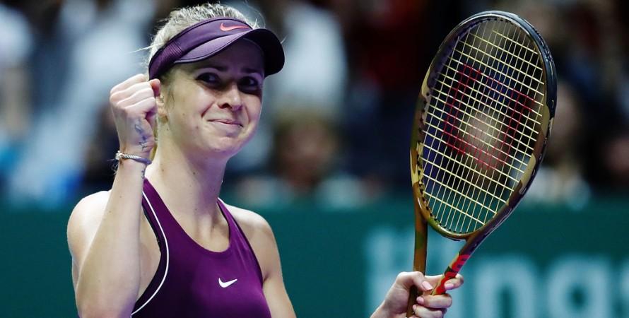 Элина Свитолина, теннис, WTA