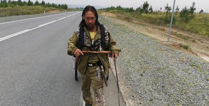 шаман, Олександр Габишев