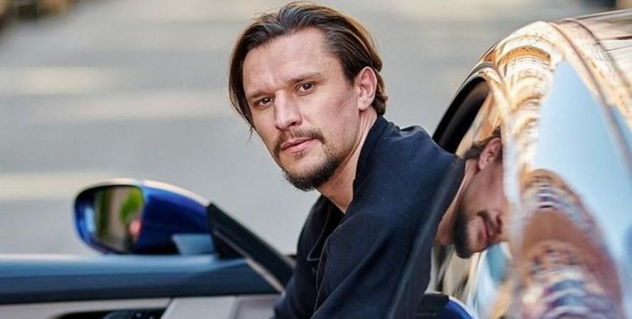 Тарас Цимбалюк, актор