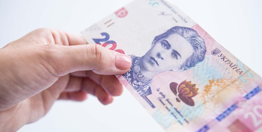 банкнота 200 грн, фото