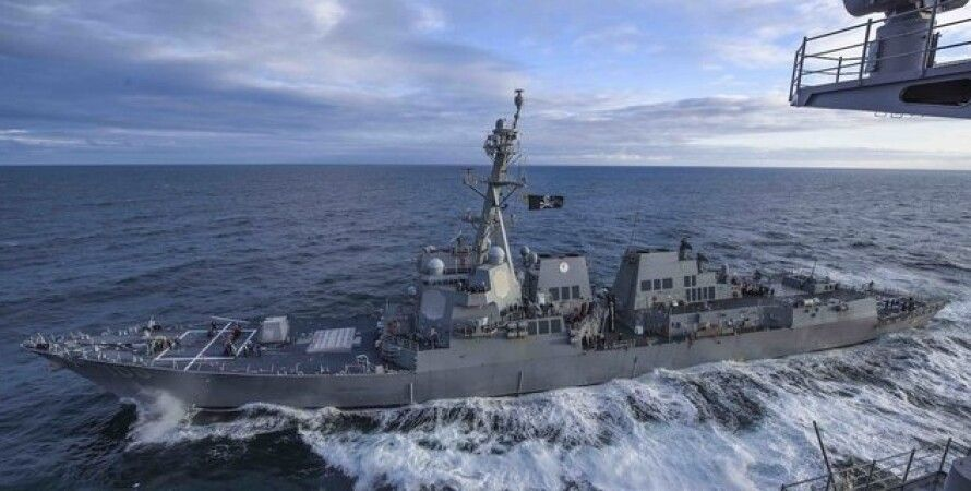 USS Kidd DDG-100/Фото: US Navy