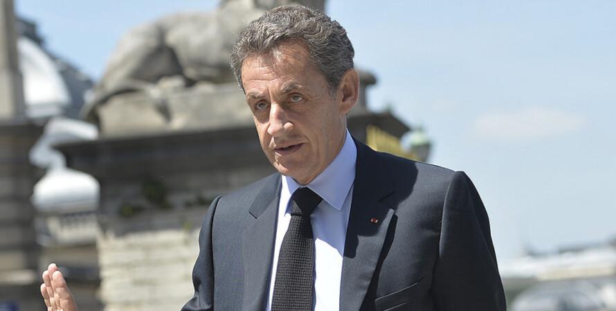 Николя Саркози, Саркози, франция, президент