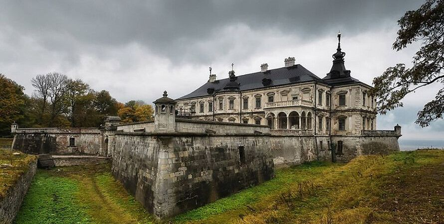 Подгорецкий замок, львовская область