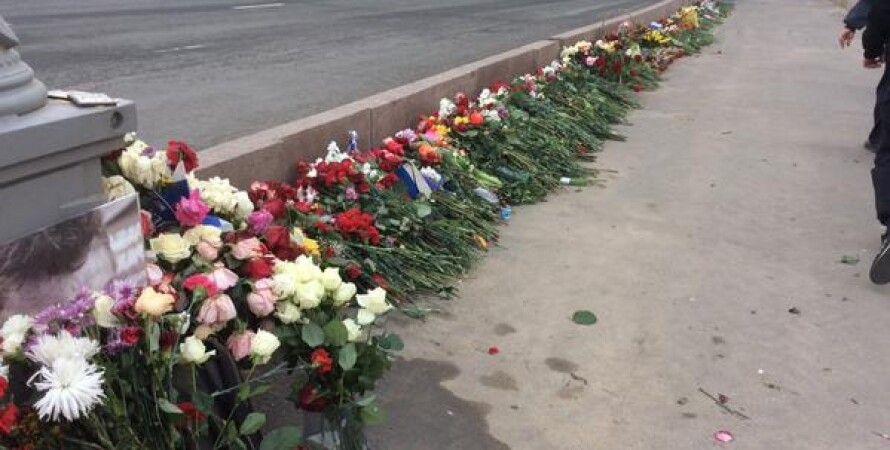 Мемориал Немцова / Фото: Twitter