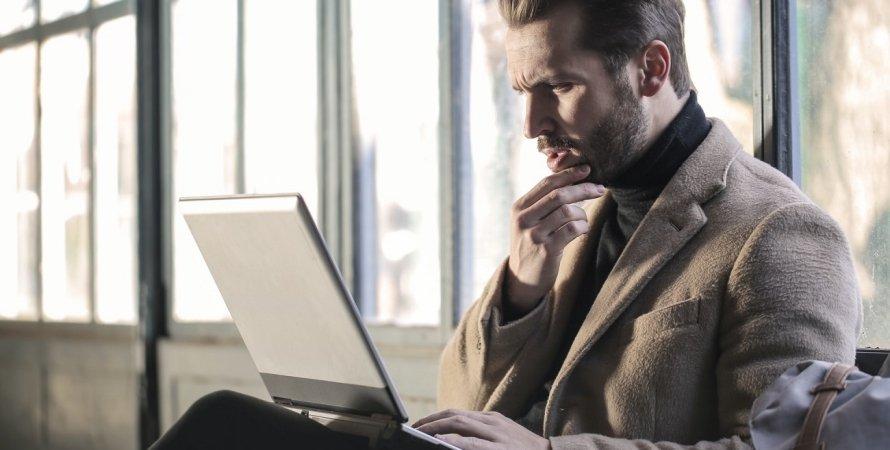 ноутбук, реестр, документ