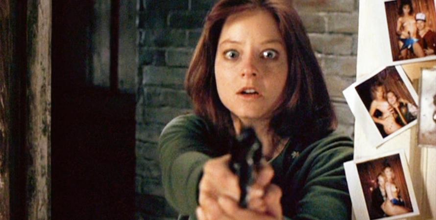 Джоди Фостер в роли Кларис Старлинг, молчание ягнят актеры