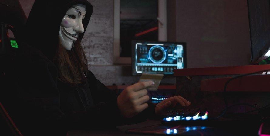 Хакер, взлом, атака