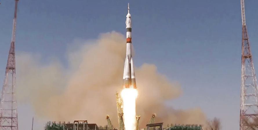 союз МС-18, ракета-носій, космічний корабель, юрій гагарин