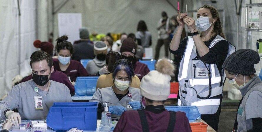 Гонконг, коронавирус, вакцинация, приостановка, вакцина, Pfizer, BioNTech,