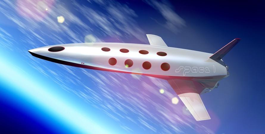 ракета, космічний туризм