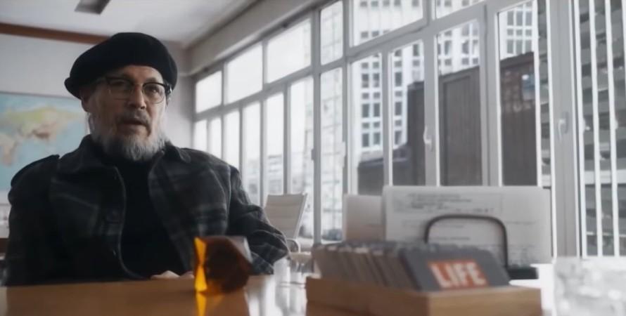 "Джонни Депп, ""Минамата"", фильм"